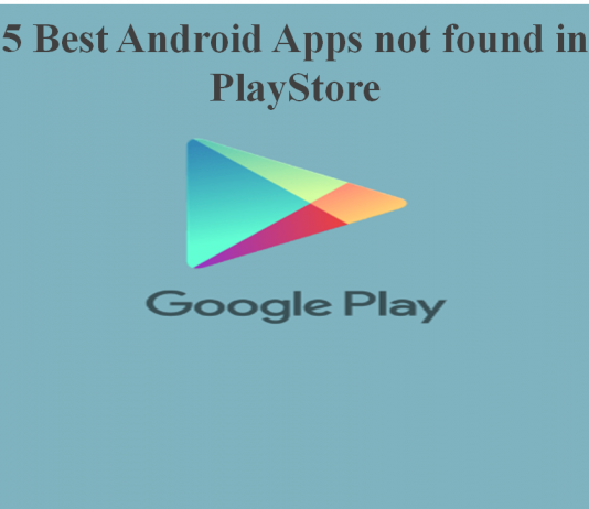 Android App is not found playstore