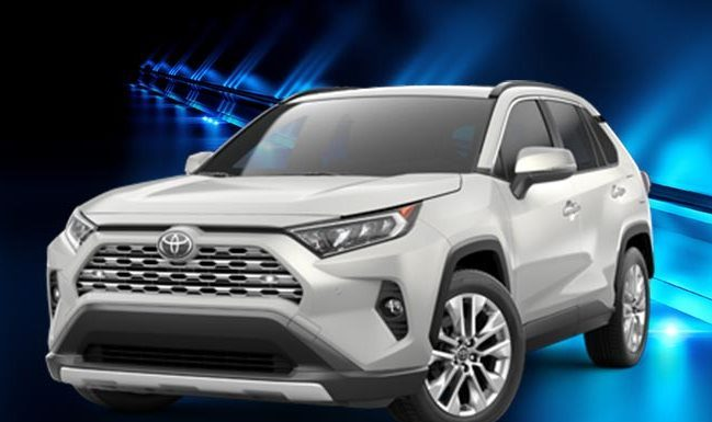 New Toyota Cars In Lakeland