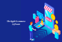 The Right Ecommerce Software