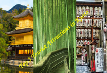 Top 5 Tourist attraction in kyoto