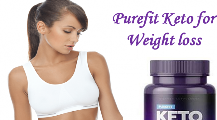 Purefit KETO for Weight Loss
