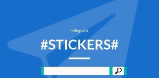 Telegram Sticker Search