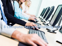 8 Computer Security Training Tips