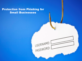 Protection from Phishing for Small Businesses