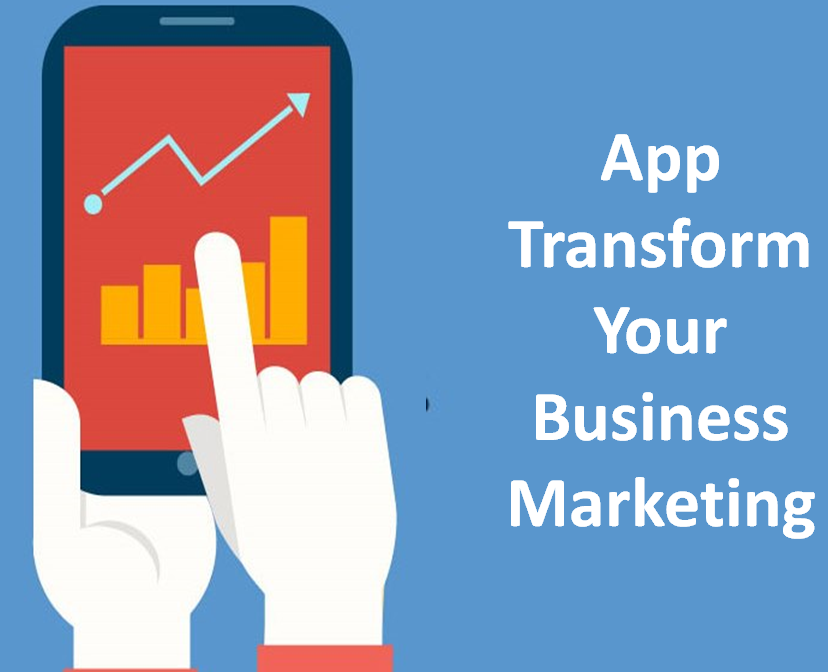 Could an App Transform Your Business Marketing?